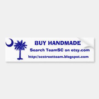 Buy Handmade 2 Bumper Sticker