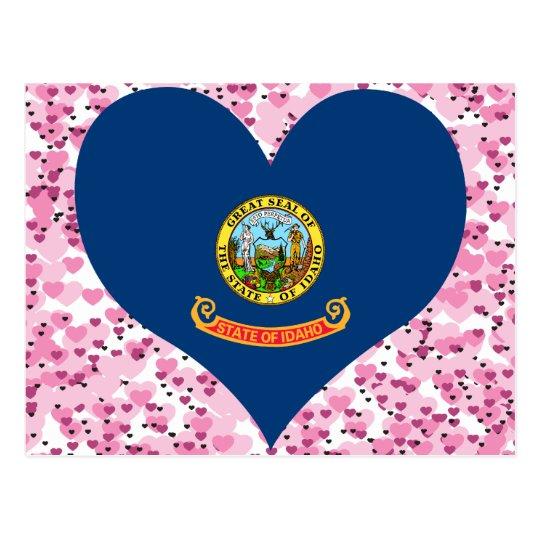 Buy Idaho Flag Postcard
