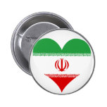 Buy Iran Flag Button