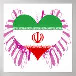 Buy Iran Flag Posters