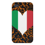 Buy Italy Flag iPhone 4/4S Cover