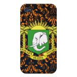 Buy Ivory Coast Flag Case For iPhone 4