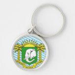 Buy Ivory Coast Flag Key Chain