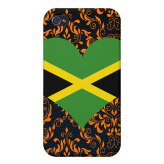 Buy Jamaica Flag Case For iPhone 4