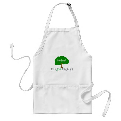 Buy Local Apron