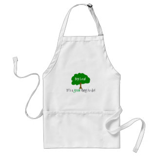Buy Local Standard Apron