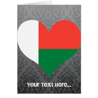 Buy Madagascar Flag Cards