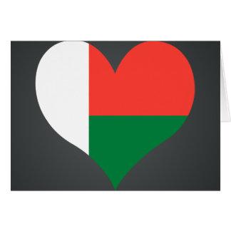 Buy Madagascar Flag Greeting Card
