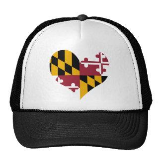 Buy Maryland Flag Mesh Hats