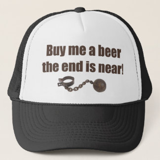 Buy me a Beer bachelor party hat