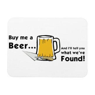 Buy Me a Beer... Fridge Magnet