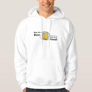 Buy Me a Beer... Hoodie