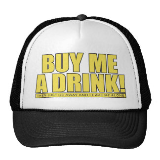 Buy Me A Drink Hat
