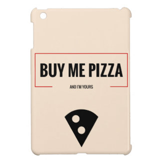 Buy me pizza iPad Mini Case