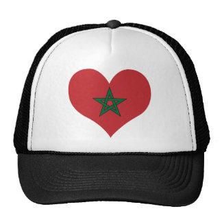 Buy Morocco Flag Trucker Hat