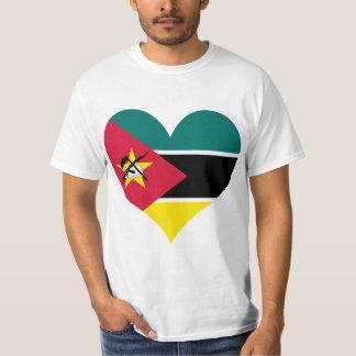 Buy Mozambique Flag T-Shirt