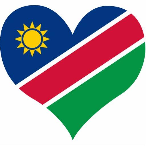 Buy Nambia Flag Photo Cutouts