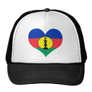 Buy New Caledonia Flag Trucker Hats