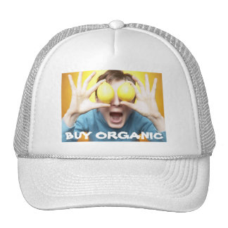 BUY ORGANIC  HAT