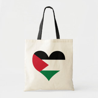 Buy Palestine Flag Budget Tote Bag