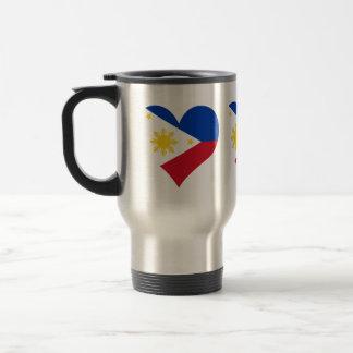 Buy Philippines Flag Travel Mug