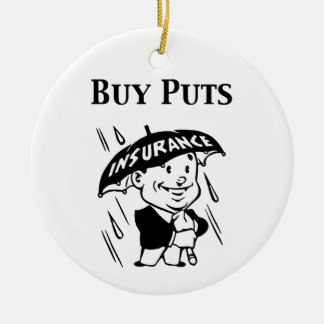Buy Puts Christmas Ornament