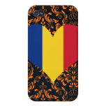 Buy Romania Flag iPhone 4/4S Cases