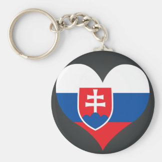 Buy Slovakia Flag Key Ring