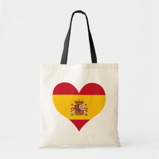Buy Spain Flag Tote Bag