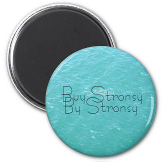 Buy Stronsy By Stronsy 6 Cm Round Magnet