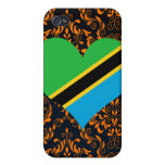 Buy Tanzania Flag iPhone 4/4S Cases
