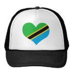 Buy Tanzania Flag Trucker Hat