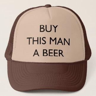 Buy This Man A Beer Trucker Hat