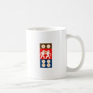 Buy to DISPLAY n ENJOY : ZODIAC ART SYMBOLS Basic White Mug