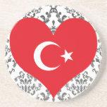 Buy Turkey Flag Coasters