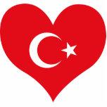 Buy Turkey Flag Photo Cutout