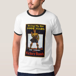 Buy Victory Bonds -- WW1 T-Shirt