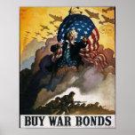 Buy War Bonds! Poster