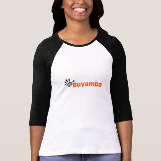 Buyamba Women's Baseball Tee