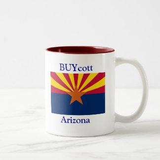 Buycott Arizona Two-Tone Mug
