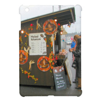 Buying Hot Chestnuts in Luzern iPad Mini Case