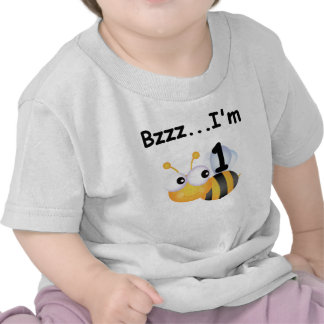Buzz Bumblebee 1st Birthday T-shirts and Gifts