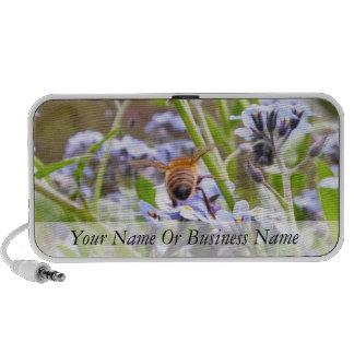 Buzz Busy Bee Backside iPhone Speaker