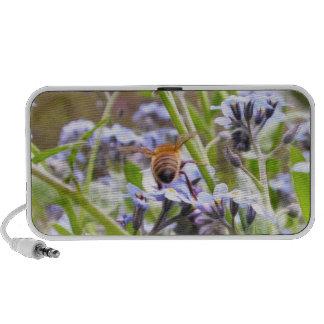 Buzz!  Busy Bee Backside Travelling Speaker