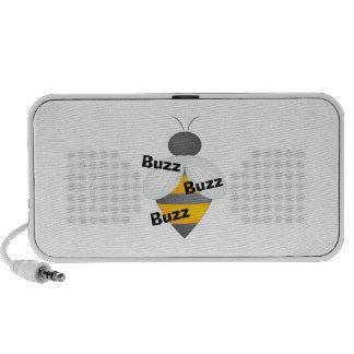 Buzz Buzz Buzz iPhone Speakers