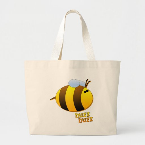 Buzz Buzz the Bumblebee Bags