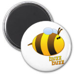 Buzz Buzz the Bumblebee Fridge Magnet