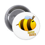 Buzz Buzz the Bumblebee Pin