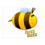 Buzz Buzz the Bumblebee Post Cards