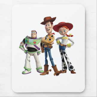 Buzz Lightyear & Friends Mouse Pad